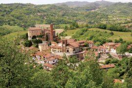 Chiesa di Rivalba, punto di partenza di ogni attività di don Marchisio e porto sicuro di pace e serenità.