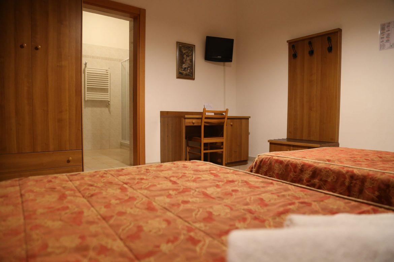 La Casa per ferie san Giuseppe - Camera da letto