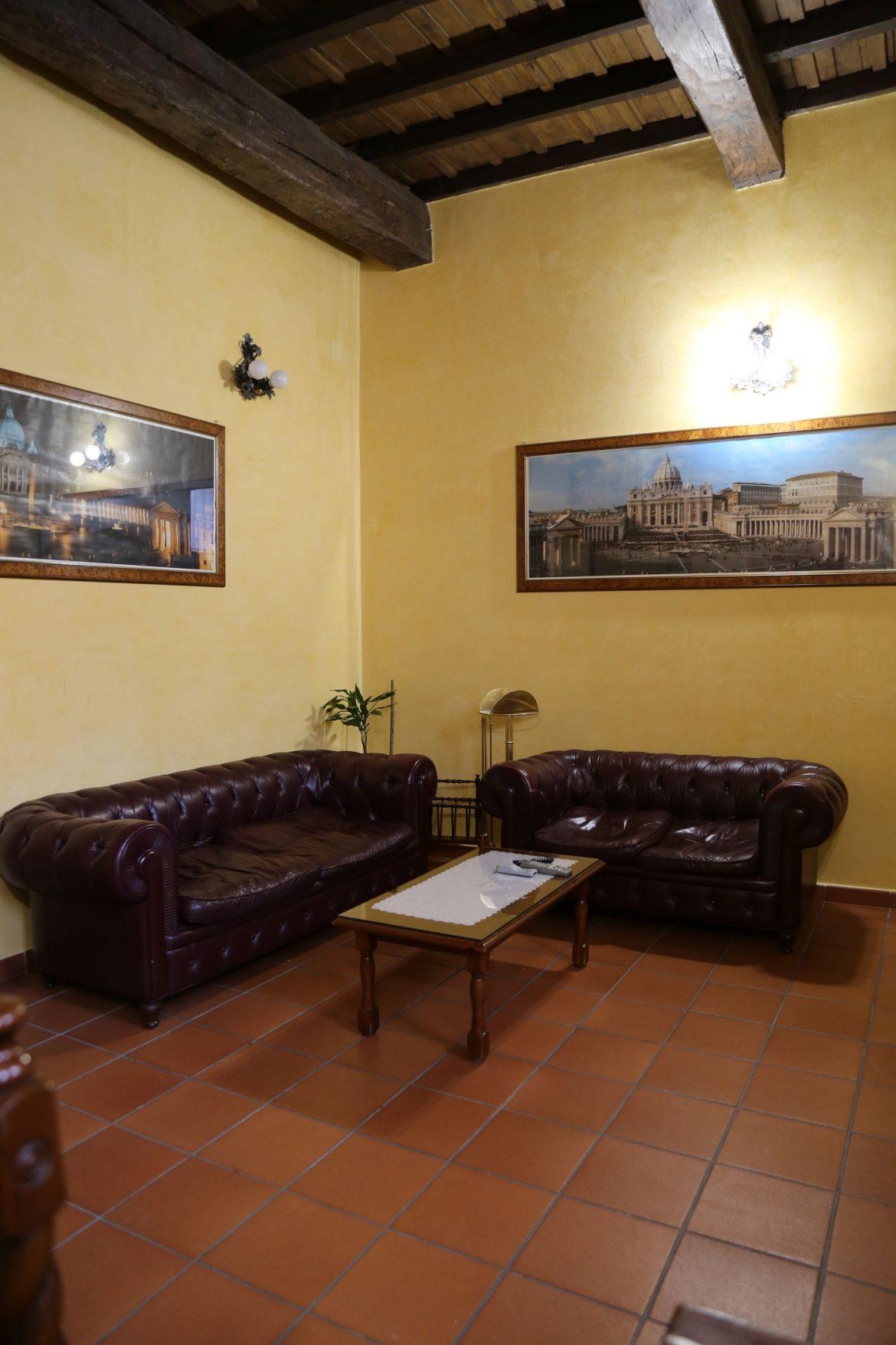 La Casa per ferie san Giuseppe - Hall