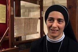 LOVE AT THE CENTER: madre Mariapaola