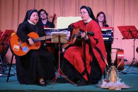 LOVE AT THE CENTER: folklore dall'Argentina