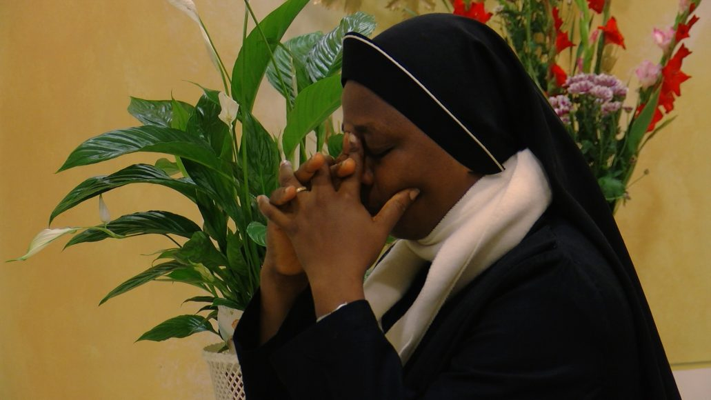 LOVE AT THE CENTER: SR FRANCA