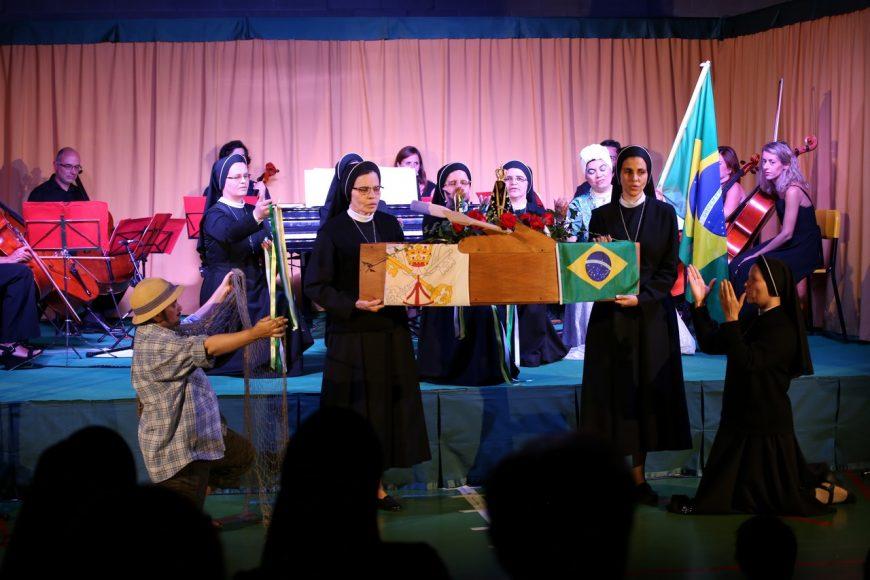 L' AMORE AL CENTRO - 28° puntata: folklore dal Brasile