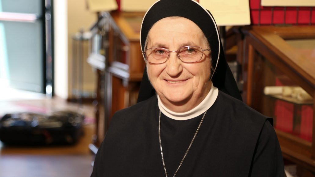 L' AMORE AL CENTRO: suor Faustina
