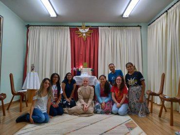 Dicembre 2019: Esperienza comunitaria di giovani in Brasile