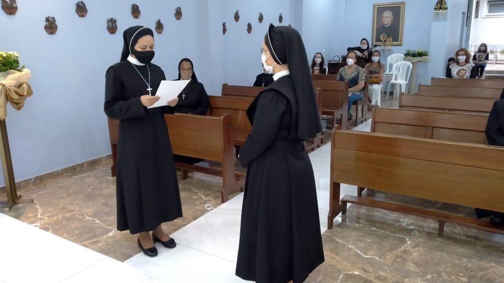 San Paolo - Brasile, suor Maria De Fatima