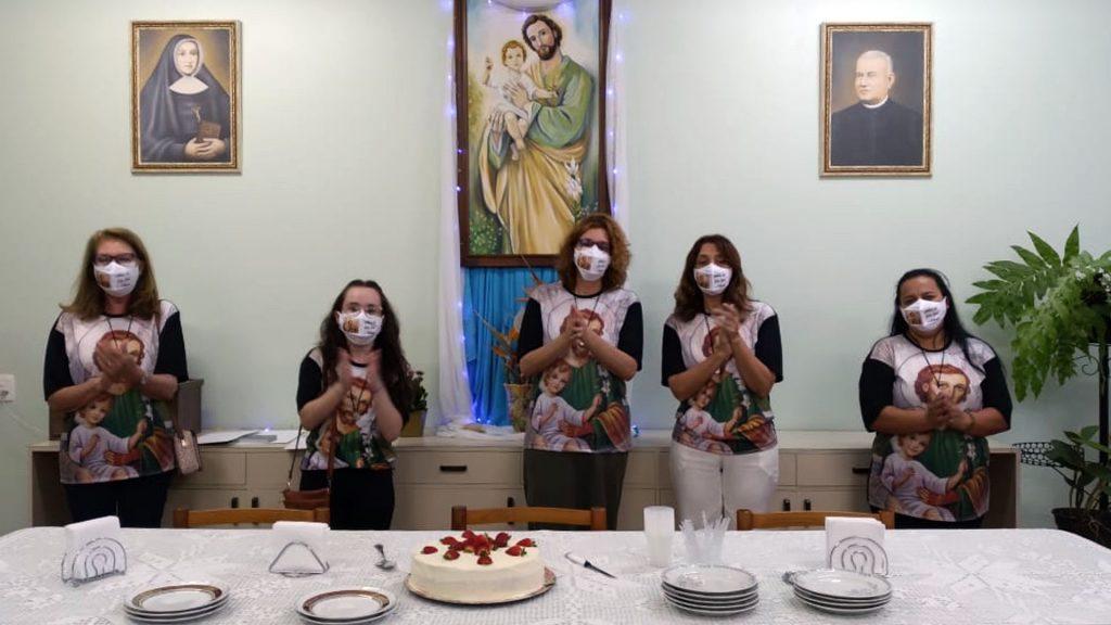 Gruppo delle Oblate di San Giuseppe del Minas Gerais - Brasile