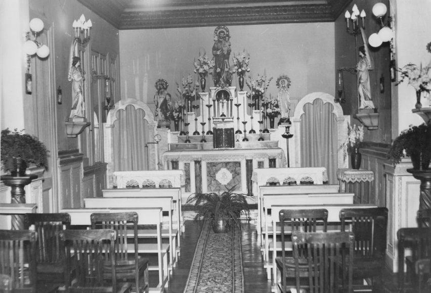 Cappella a Rosario  (1951)