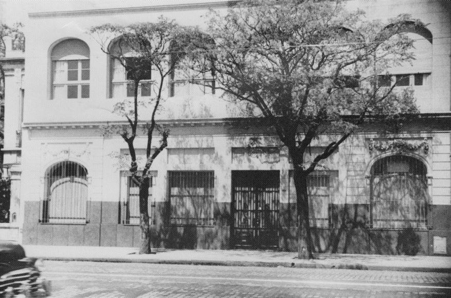 Casa di Buenos Aires prima della riforma