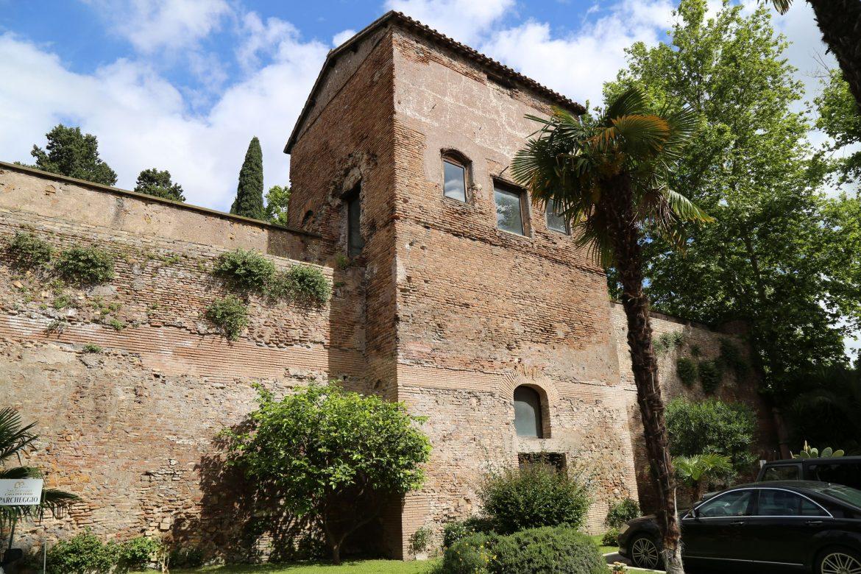 La Casa per ferie san Giuseppe - Le Mura Aureliane
