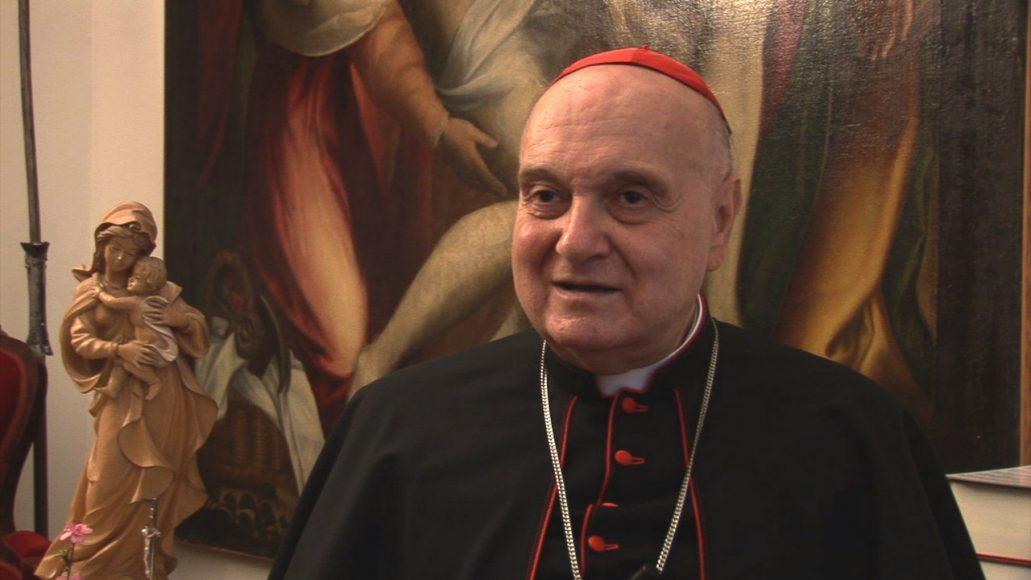 L' AMORE AL CENTRO: S.E. Angelo Comastri