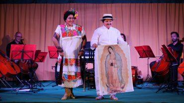 L' AMORE AL CENTRO: folklore dal Messico