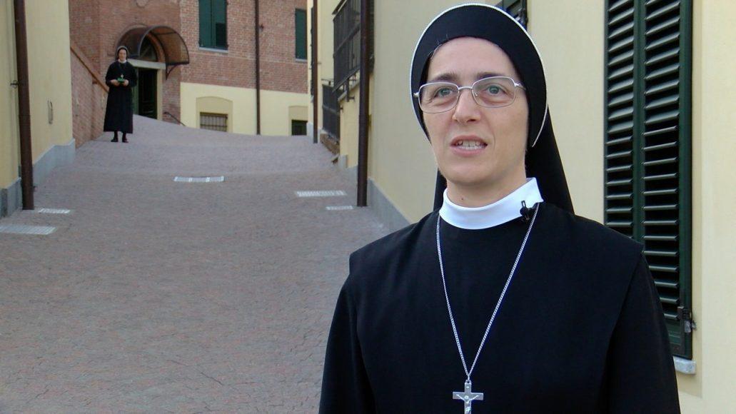L' AMORE AL CENTRO: madre Mariapaola De Santi