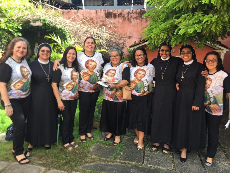 19 marzo 2019 Le promesse degli oblati di Fortaleza