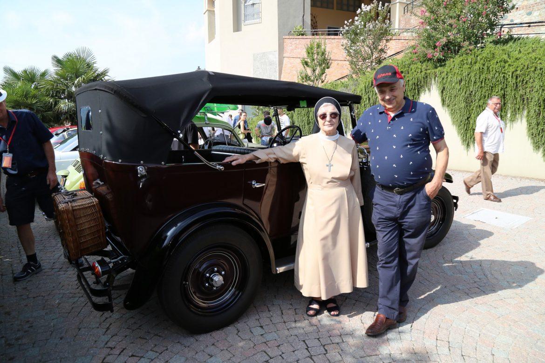 28 luglio 2019 - AUTO D'EPOCA AL CASTELLO