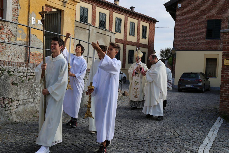 29 settembre 2019: processione