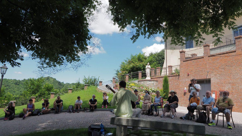 5 luglio 2020 Una passeggiata musicale al nostro castello